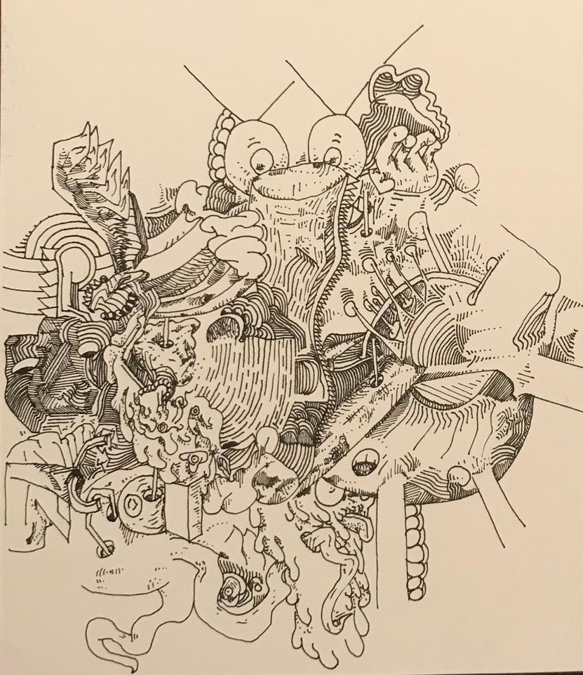 Doodle-matic  by EdMatter