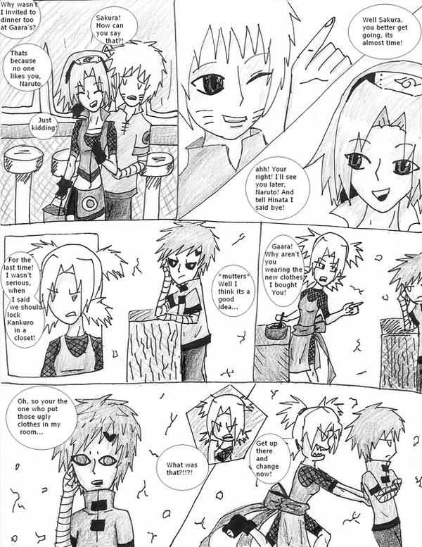 GaaSaku Doujin pg.28 by Leah-Sama
