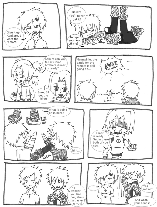 GaaSaku Doujin pg. 32 by Leah-Sama