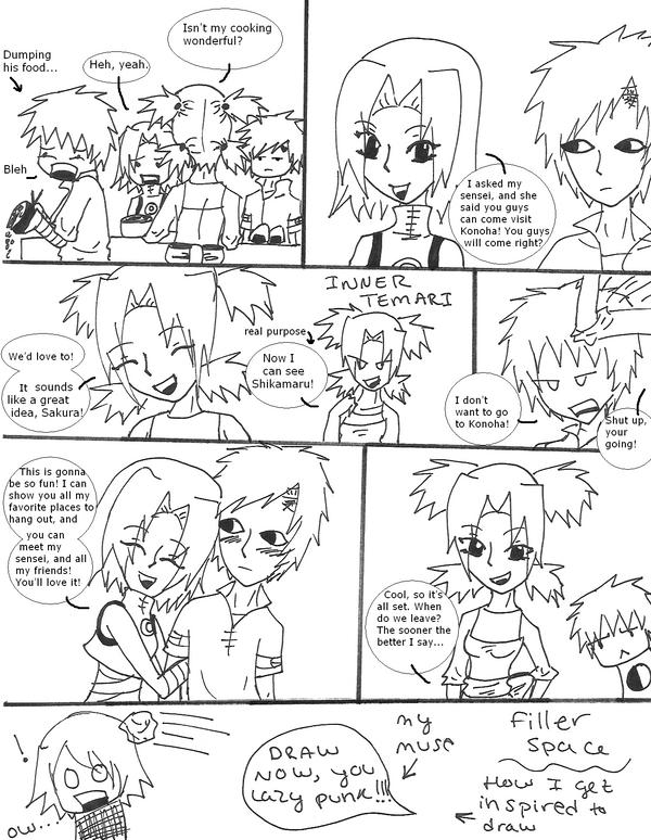 GaaSaku Doujin pg.33 by Leah-Sama