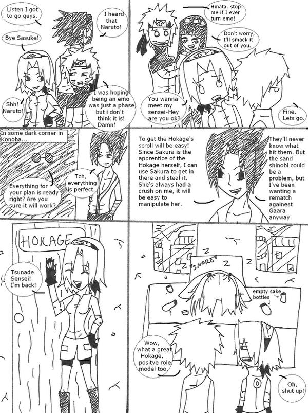 GaaSaku Doujin pg.36 by Leah-Sama