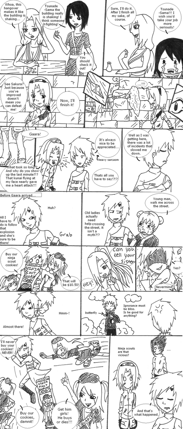 GaaSaku Doujin pg.50 by Leah-Sama