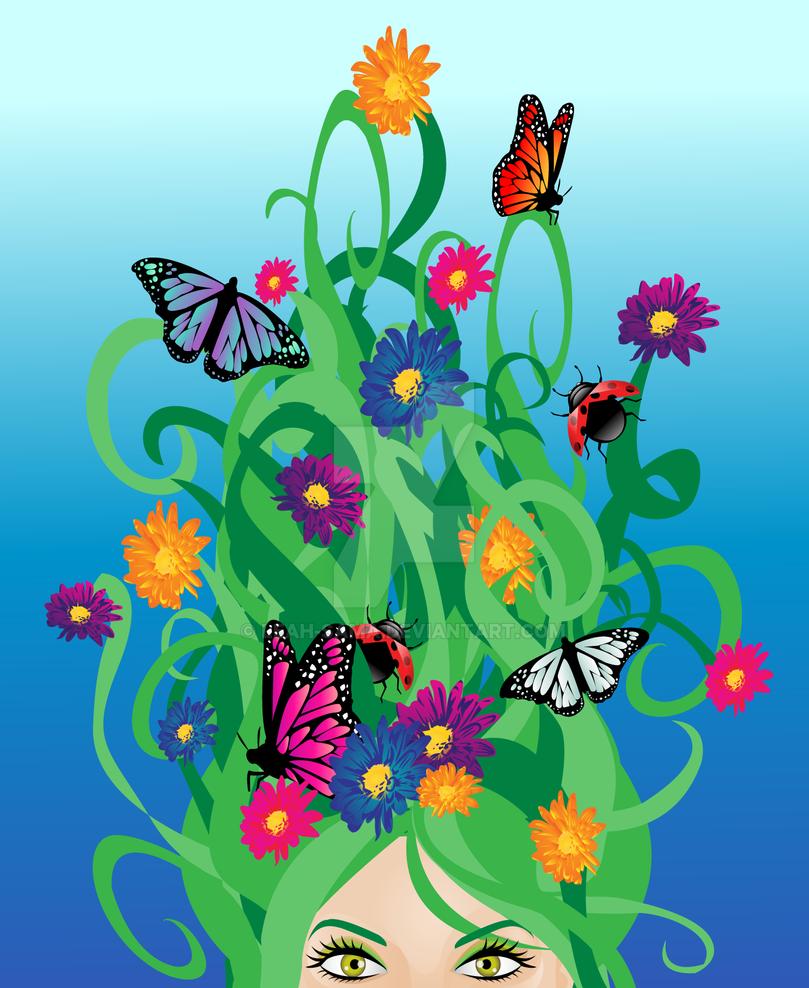 Springtime by Leah-Sama