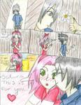 SasuSaku: Little Flower