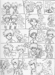 GaaSaku Doujinshi pg.8 by Leah-Sama