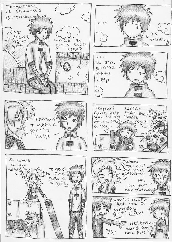 GaaSaku Doujin pg.15 by Leah-Sama