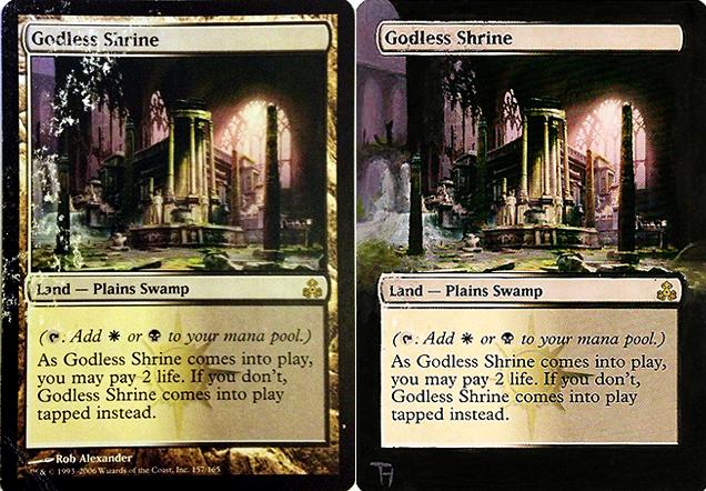 Godless Shrine Gatecrash Art Godless Shrine | www.p...