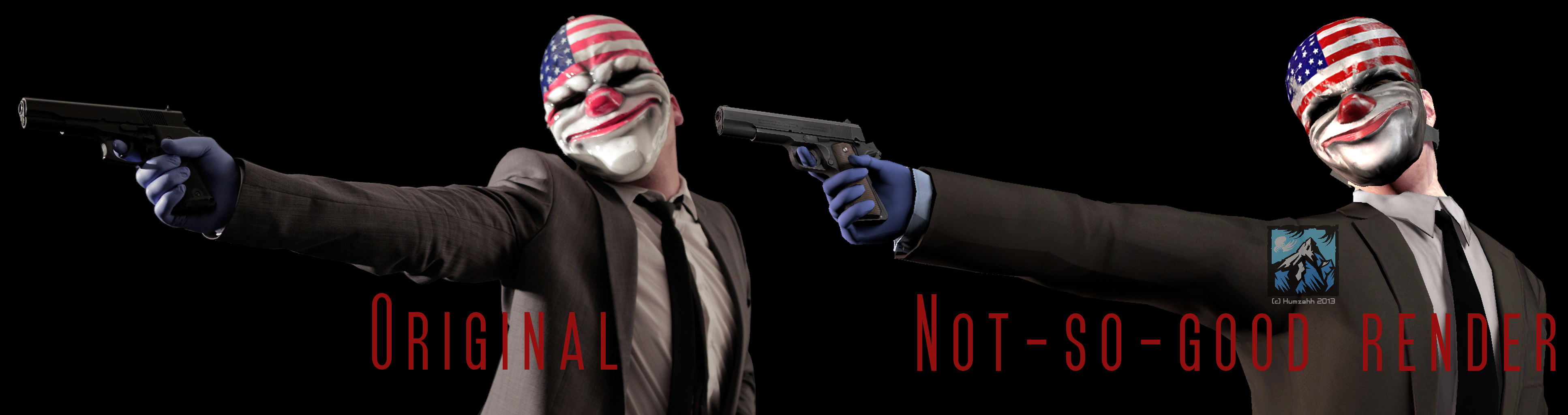 payday 2 how to change masks out of game