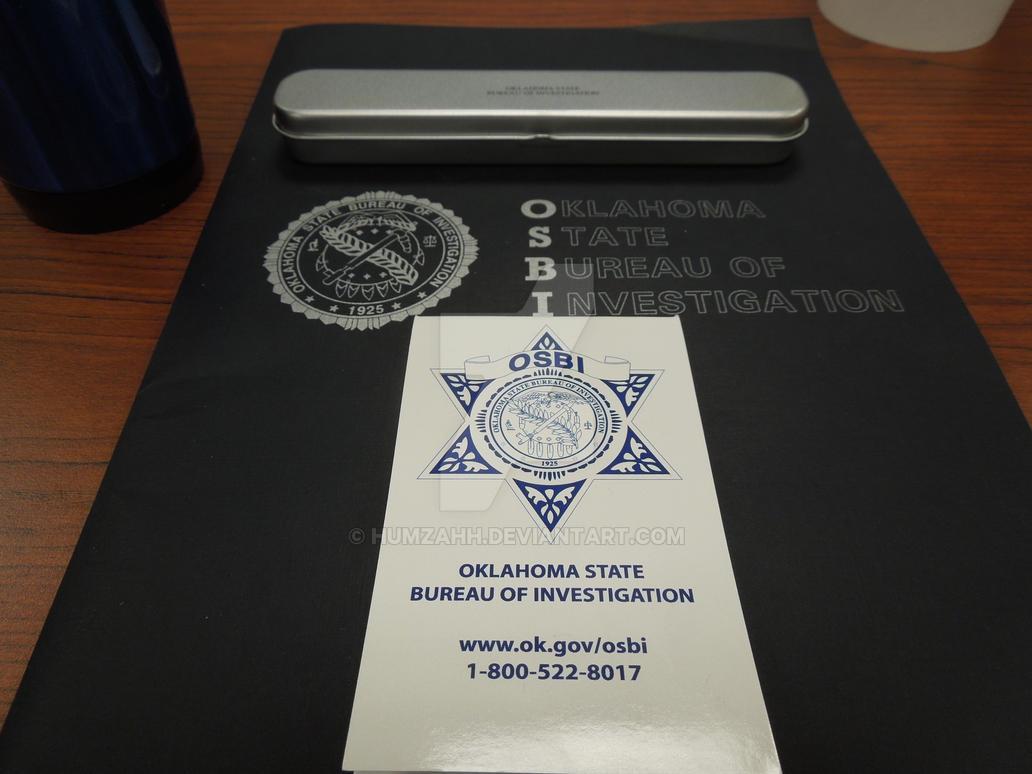 oklahoma state bureau of investigation by humzahh on deviantart