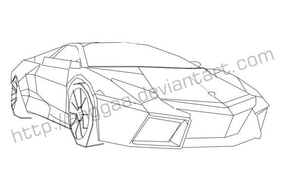 Image Result For Lamborghini Aventador Coloring