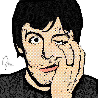 Sir Paul McCartney by anggaa