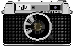 Yashica J Pixel Art by finniii