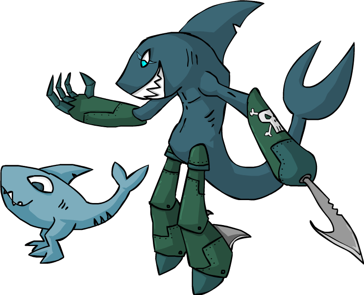 Cards of the Heart Shark_based_digimon_by_marvelous_miscreant-d5bkfds