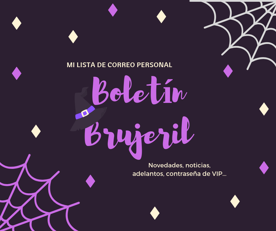 Botn Boletn Brujeril by BrujadelTeatro