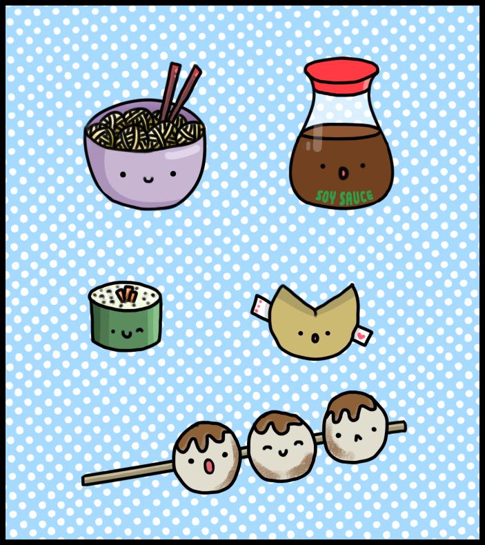 Adoptable foods by dustydesert
