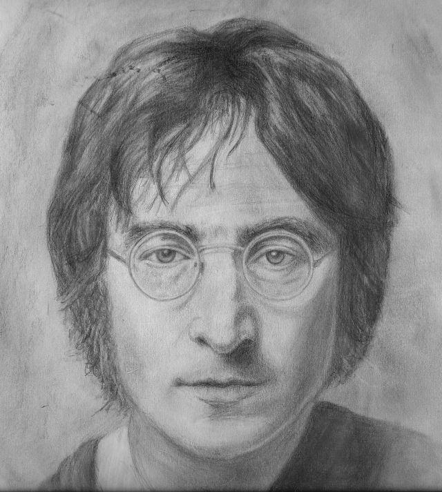 Tyreece John Jules Wallpaper: John Lennon By Jules89 On DeviantArt