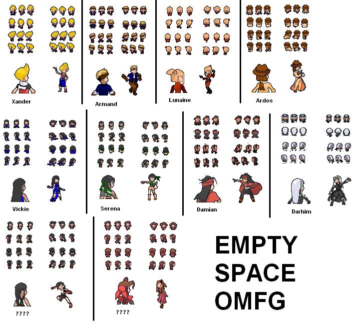 Shiny Pokemon Sprites List Images | Pokemon Images
