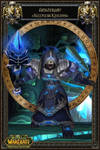WoW Poster - Priest Tier 6