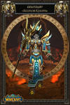 WoW Poster - Priest Tier 2