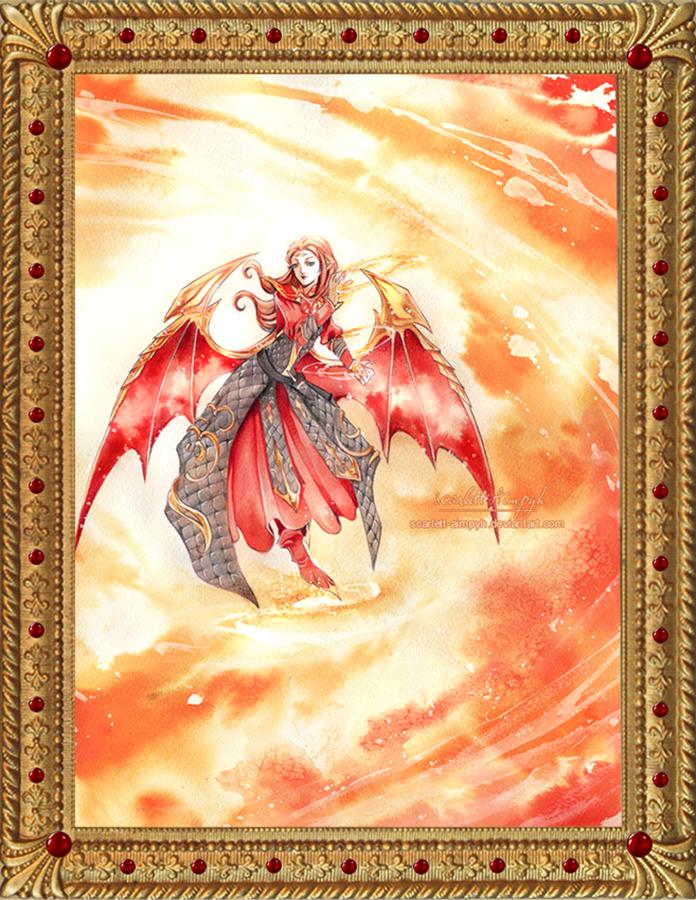 Tiffaunie Commission No.1 by LadyYui