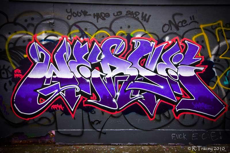Graffiti by fortezza