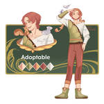 [CLOSED] Adoptable #20