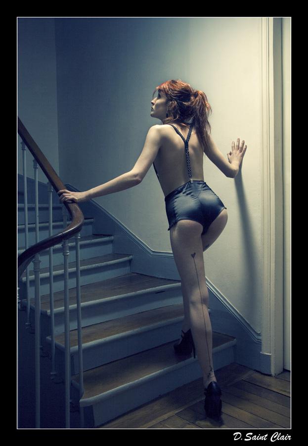 Stairway to Heaven... by DenisSaintClair