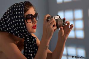 The Spy Who Loved Me... by DenisSaintClair