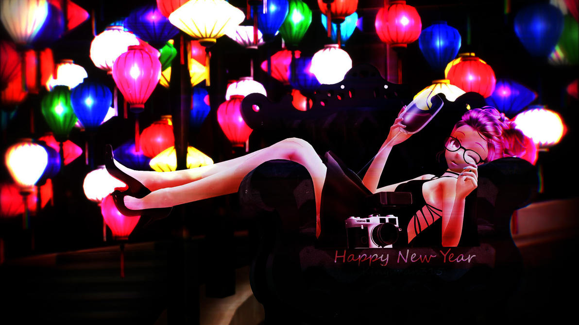 Happy New Years by moonlight315