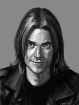 Matthew Mercer Sketch