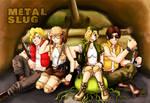 Metal slug team