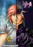 Rivals - Final fantasy XIII-2 by kitsune0978