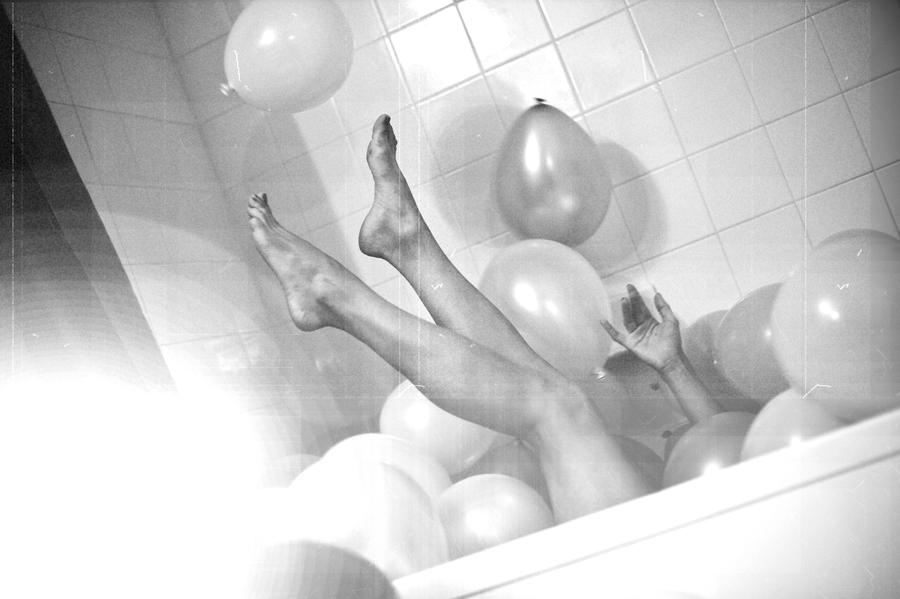 Exceptional House Of Balloons By Jason Little ...
