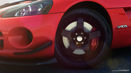 Viper ACR - Wheel by JaNightmare