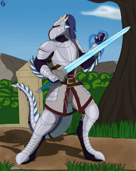 Dragon Knight Blur