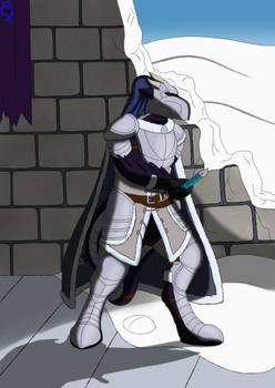 Blur Winter Armor