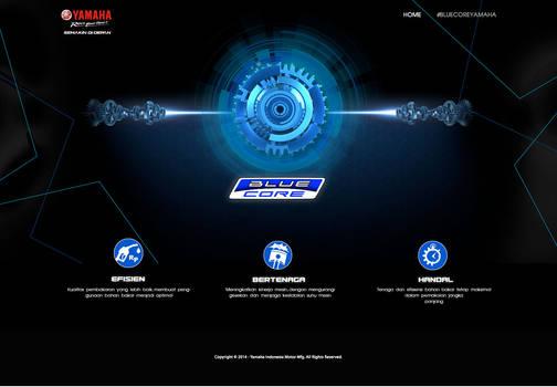 Blue Core Website