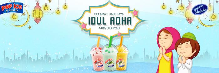 Pop Ice Idul Adha (twitter banner)