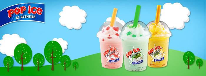 Pop Ice Cups