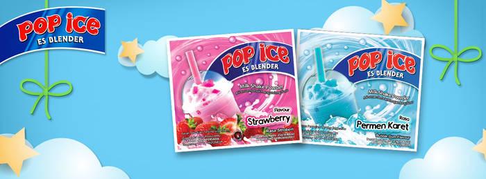 Pop Ice Sachets
