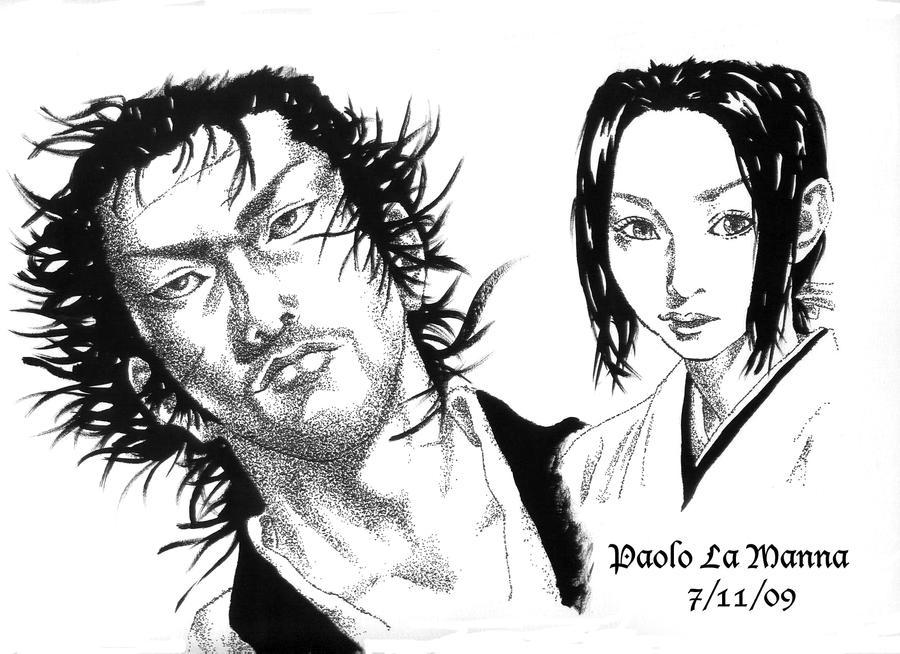 Musashi And Otsu