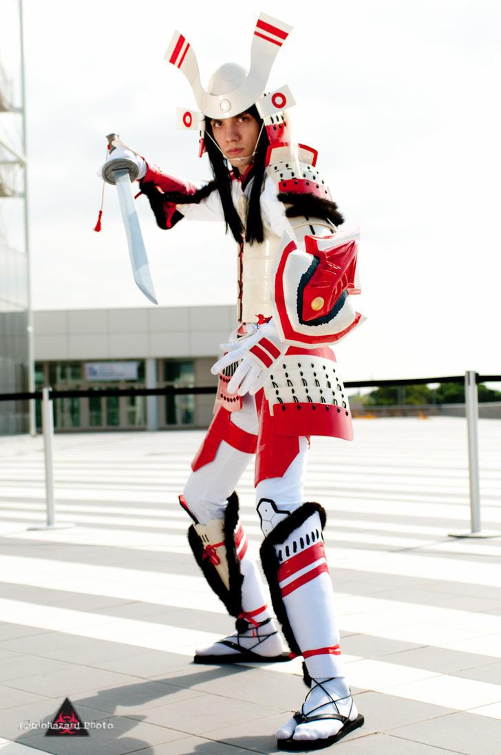 Azai Nagamasa cosplay 2 by arthemis92