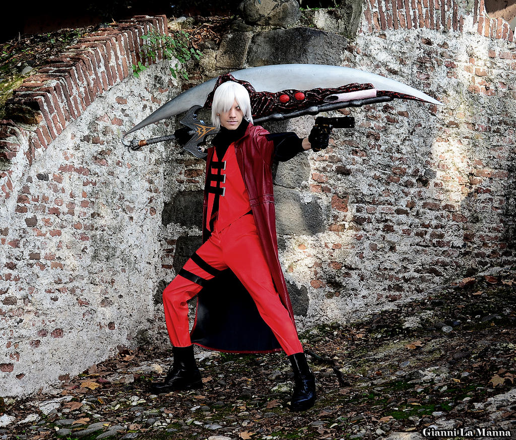 Dante cosplay - 04 by arthemis92