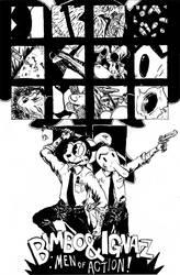 BIMBO AND IGNATZ:MEN OF ACTION by JackJersey