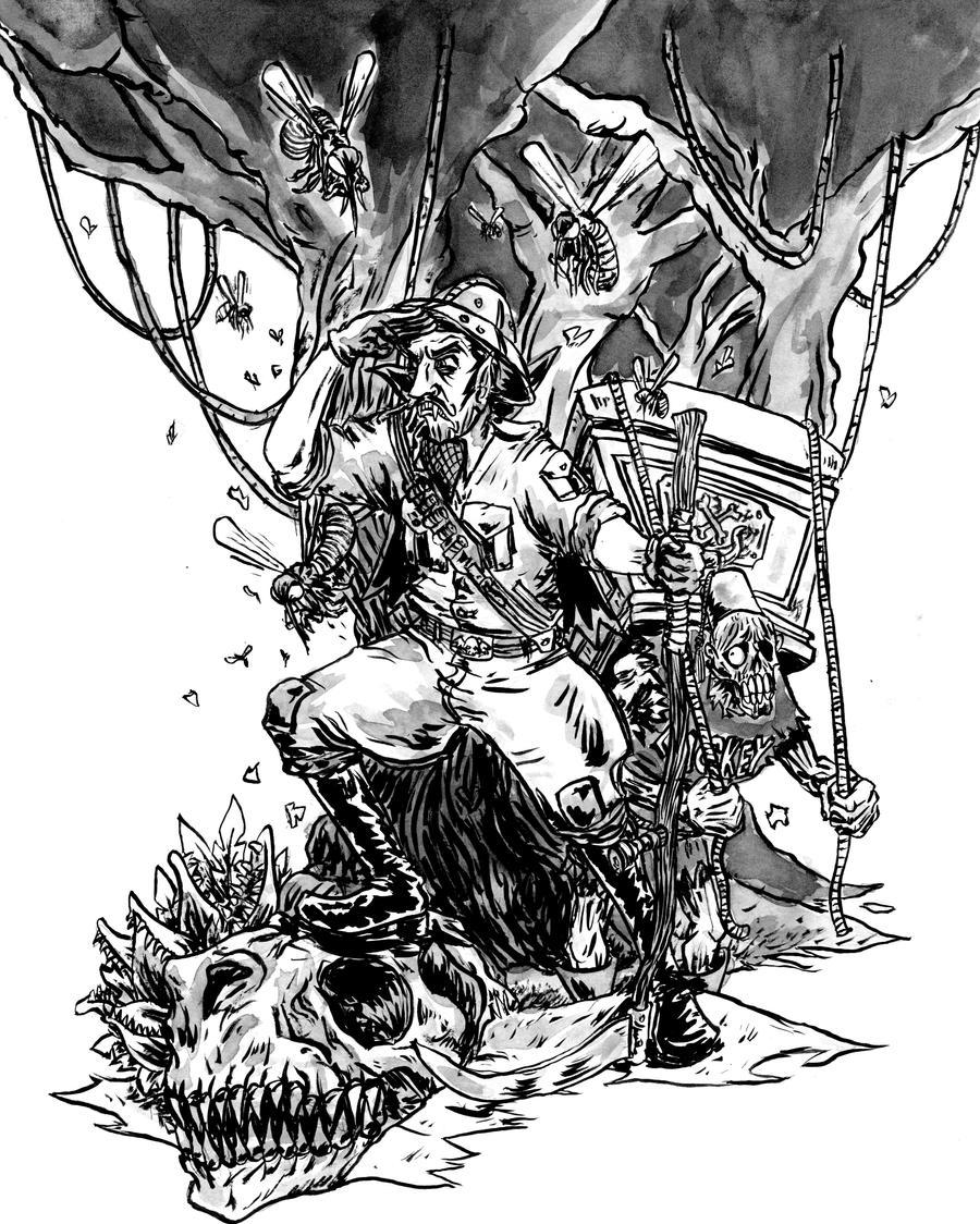 VAMPIRE EXPLORATION VACATION by JackJersey
