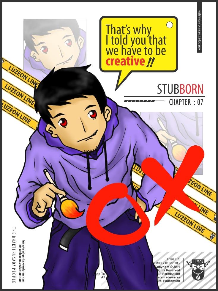 Cha 7 : Stubborn by luzeon