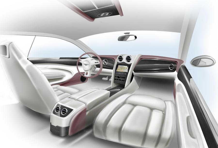 Bentley SUV Interior By TomLim90 ...