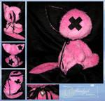 Pink Star Kitty