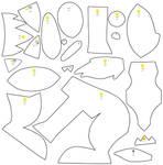 Jolteon Pattern
