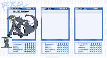 DLM: Bantaimon Feral Evolution